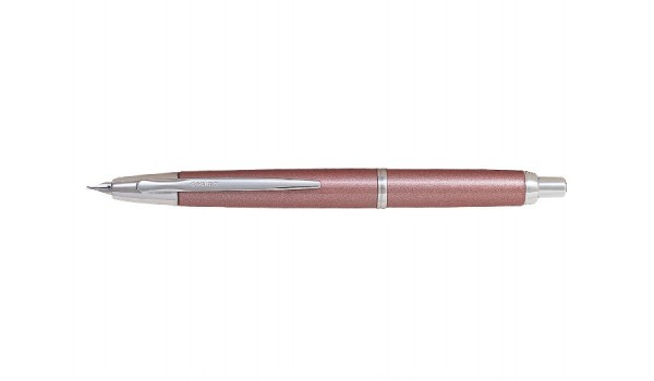 STYLO PLUME PILOT CAPLESS DECIMO  CHAMPAGNE ROSE