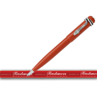 STYLO BILLE  MONTBLANC  HERITAGE COLLECTION ROUGE ET NOIR SPECIAL EDITION CORAIL