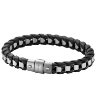 BRACELET CABLOT GRAPHIC BLACK  ZMB02381