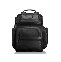 TUMI BRIEF PACK®  BUSINESS CLASS CUIR NOIR T-Pass® : réf  96578D2