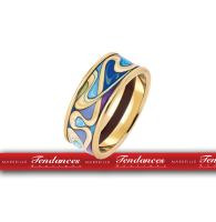 BIJOUX FREY WILLE -  FLORAL SYMPHONIE - BAGUE MISS