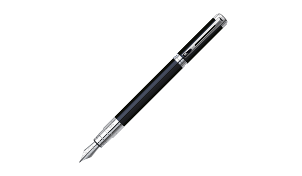 STYLO WATERMAN   PLUME  Perspective Laque Noire CT