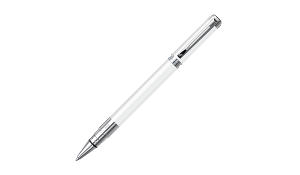 STYLO WATERMAN ROLLER Perspective Laque Blanche