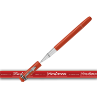 STYLO ROLLER BAULL MONTBLANC  HERITAGE COLLECTION ROUGE ET NOIR SPECIAL EDITION  CORAIL