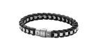 BRACELET CABLOT ZEADES GRAPHIC BLACK  ZMB02381