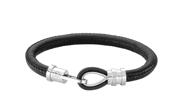 BRACELET  CABESTAN GRAPHIC BLACK  ZMB02367