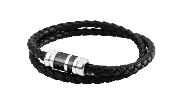 BRACELET TWIN FLEET ZEADES GRAPHIC BLACK