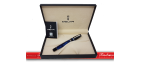 STYLO ROLLER DELTA PASSION BLEU  ref :  PASSION RFLBLU