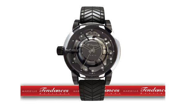 MONTRE S.T. DUPONT HYPERDOME - BE EXTREME  065110W