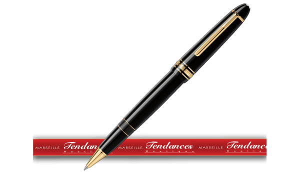 STYLO MONTBLANC  ROLLER  MEISTERSTUCK LE GRAND. réf  11402