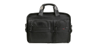 "TUMI ALPHA 2  - PORTE DOCUMENTS- PORTE ORDINATEUR 16 ""  ID LOCK  réf : 026141D2"