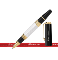 STYLO ROLLER MONTBLANC EDITION GRANDS ECRIVAINS WILLIAM SHAKESPEAR : réf 114350