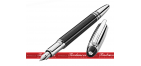 STYLO MONTBLANC PLUME STARWALKER CARBONE Réf : 109341